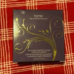 Tarte airbrush foundation